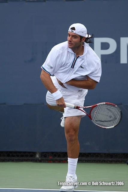 Tennis - Sebastien Grosjean