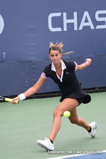 Tennis - Maria Sanchez Lorenzo