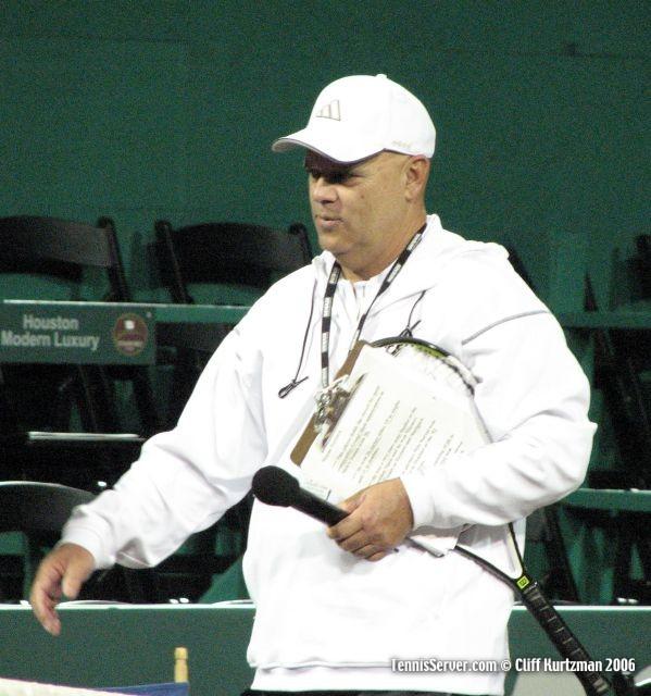 Tennis - Wayne Bryan