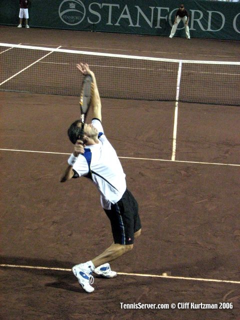 Tennis - Jimmy Arias