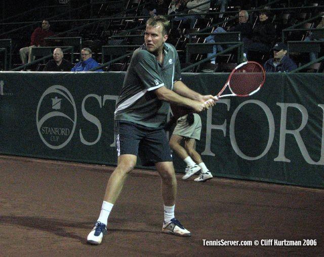 Tennis - Magnus Larson