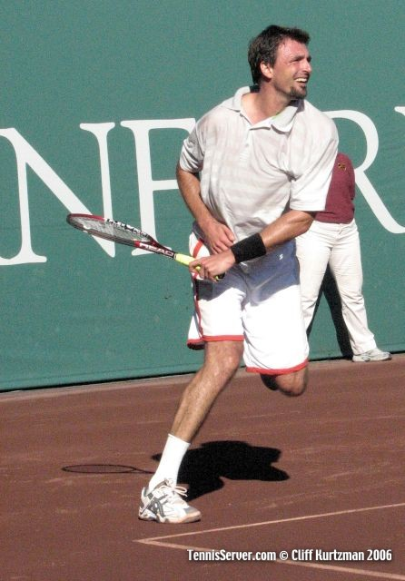 Tennis - Goran Ivanisevic
