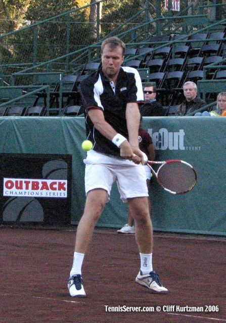 Tennis - Magnus Larsson