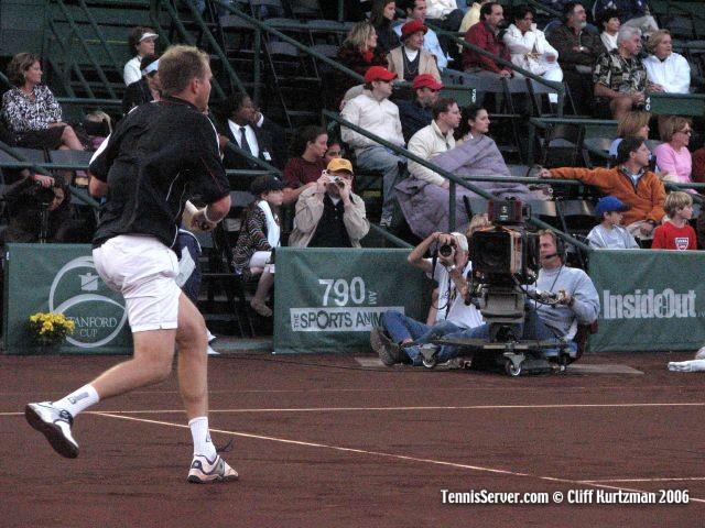 Tennis - Magnus Larsson