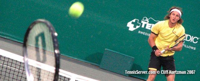 Tennis - Juan Monaco