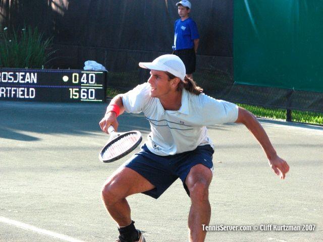 Tennis - Diego Hartfield