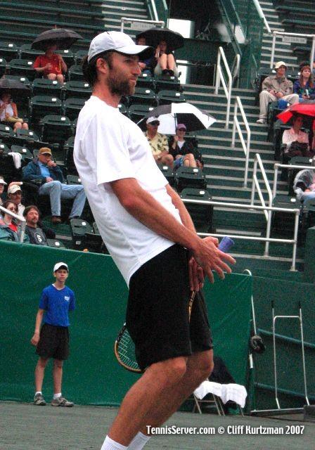 Tennis - Ivo Karlovic
