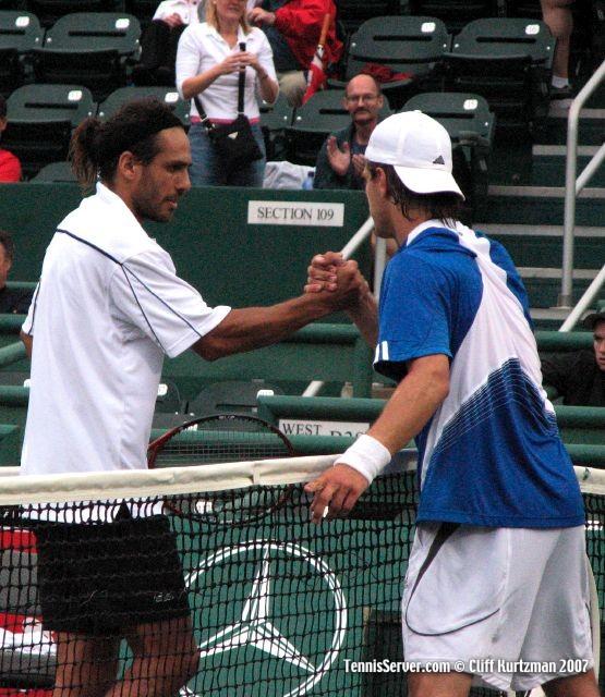 Tennis - Mariano Zabaleta - Jurgen Melzer