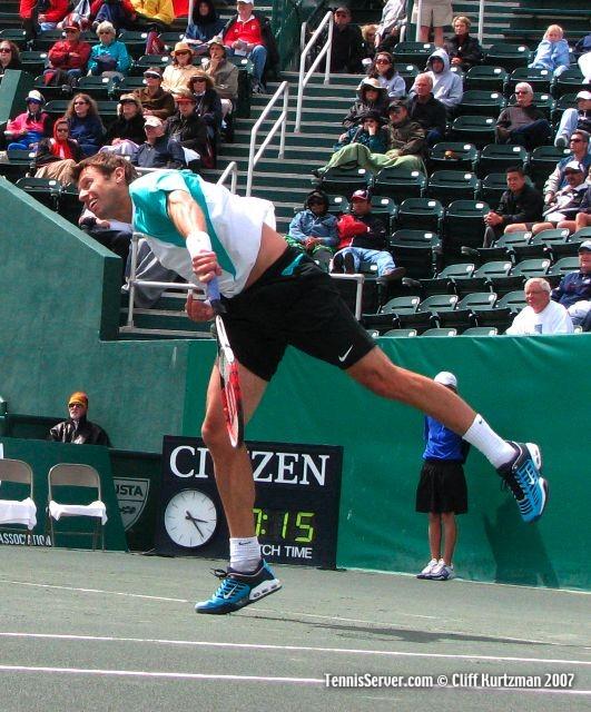 Tennis - Daniel Nestor