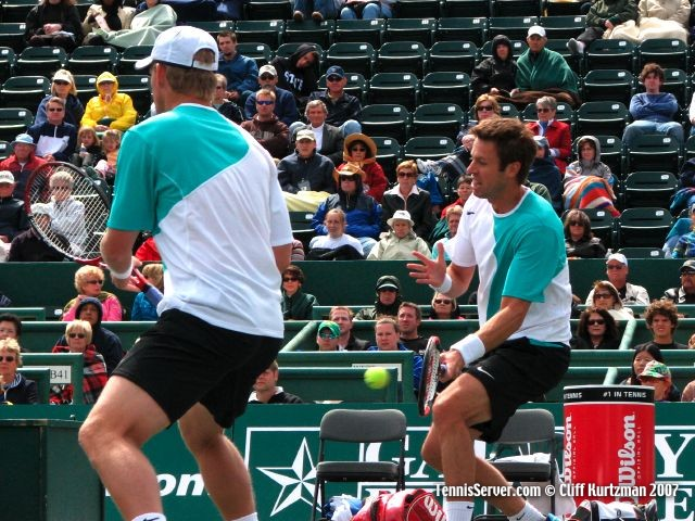 Tennis - Mark Knowles - Daniel Nestor