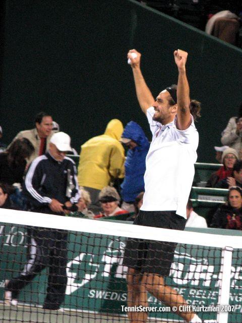 Tennis - Mariano Zabaleta