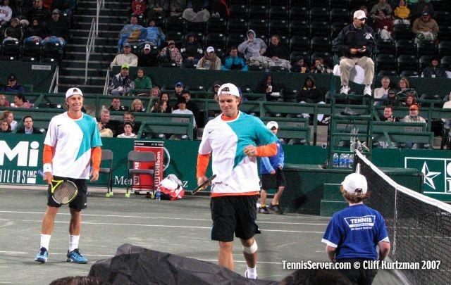 Tennis - Robert Kendrick - Alex Kuznetsov