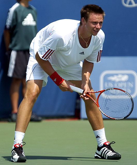 Tennis - Robin Soderling