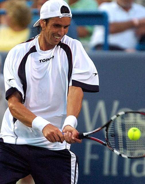 Tennis - Juan Ignacio Chela