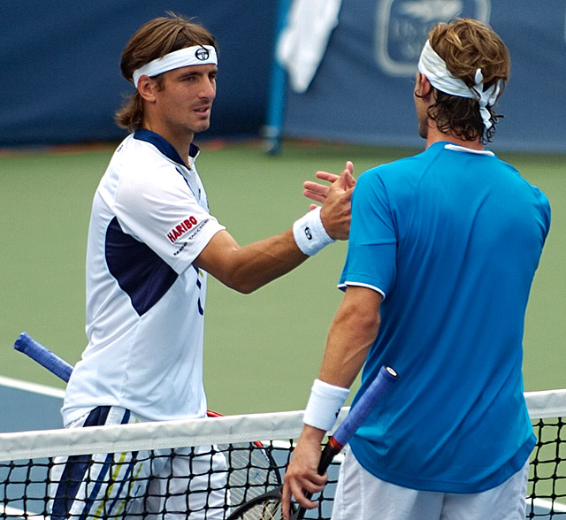 Tennis - Juan Carlos Ferrero - Tommy Robredo