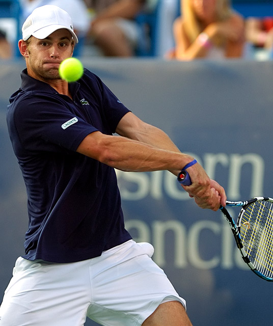 Tennis - Andy Roddick
