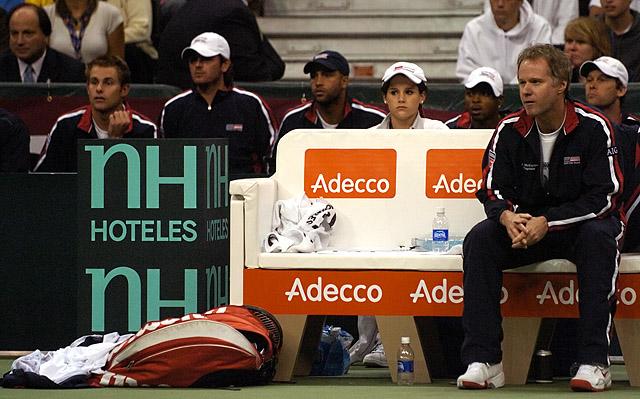 Tennis - Patrick McEnroe