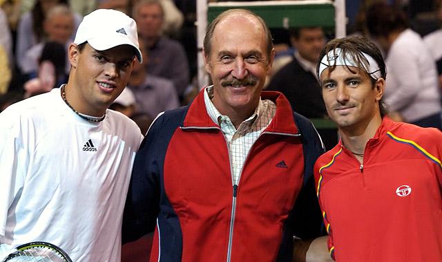 Tennis - Bob Bryan - Tommy Robredo