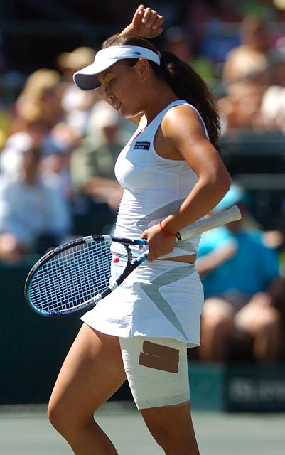 Tennis - Shuai Peng
