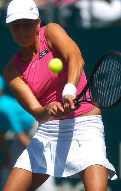 Tennis - Mara Santangelo