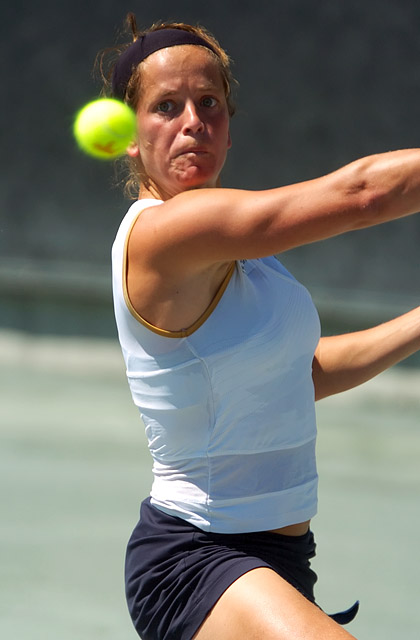 Tennis - Lourdes Dominguez Lino