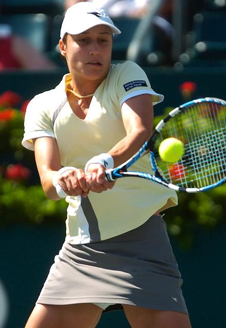 Tennis - Katarina Srebotnik