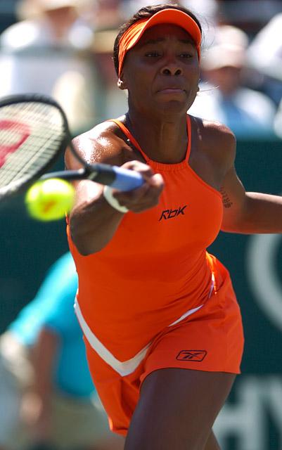 Tennis - Venus Williams