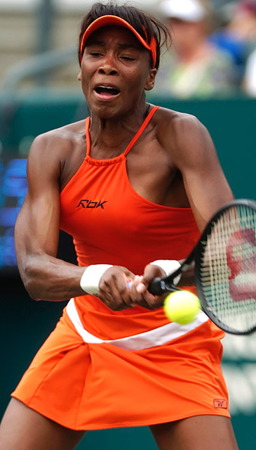 Tennis - Venus Williams