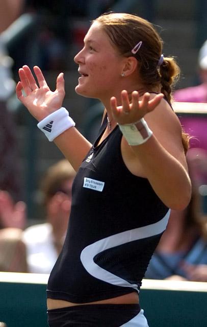 Tennis - Dinara Safina
