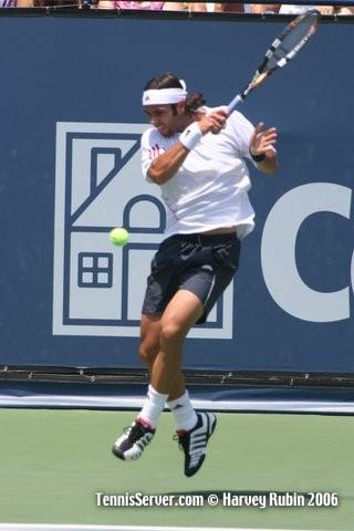 Tennis - Fernando Gonzales