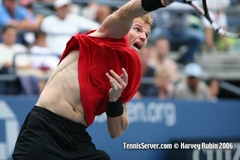 Tennis - Michael Russell
