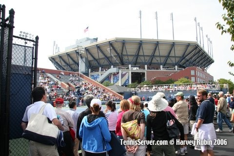 Tennis - U.S. Open Grounds and Tennis Center