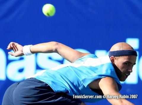 Tennis - James Blake