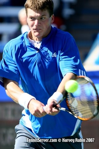 Tennis - Evgeny Korolev