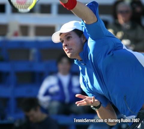 Tennis - Bob Bryan