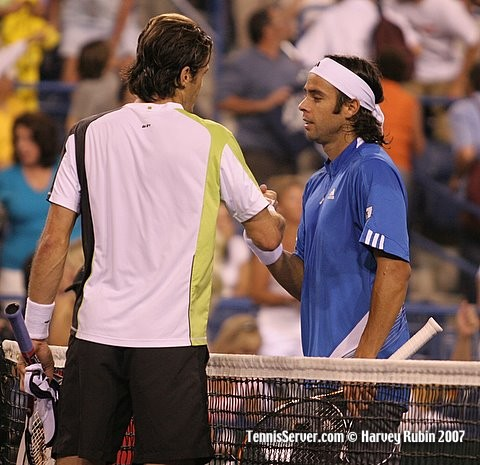 Tennis - Tommy Haas - Fernando Gonzalez