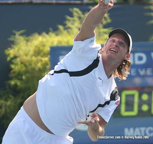 Tennis - David Nalbandian