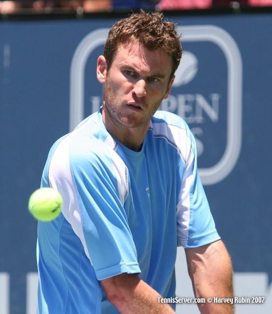 Tennis - Zach Fleishman