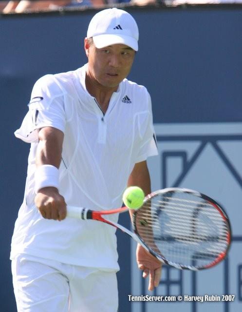 Tennis - Hyung-Taik Lee