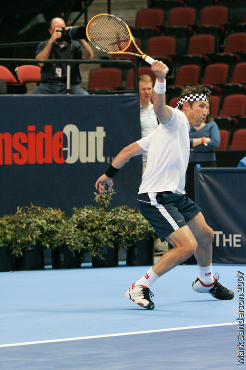 Tennis - Pat Cash