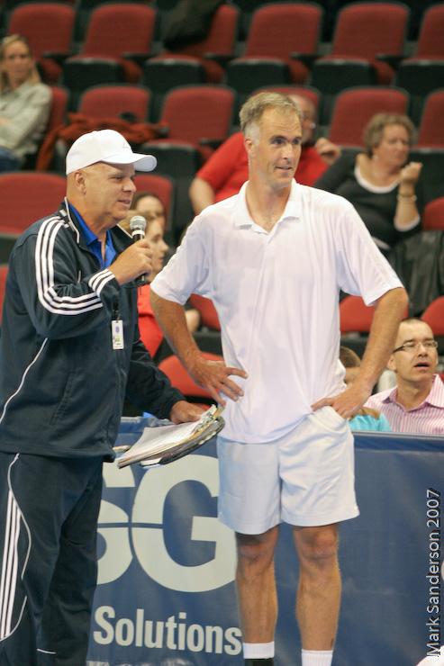 Tennis - Todd Martin - Wayne Bryan