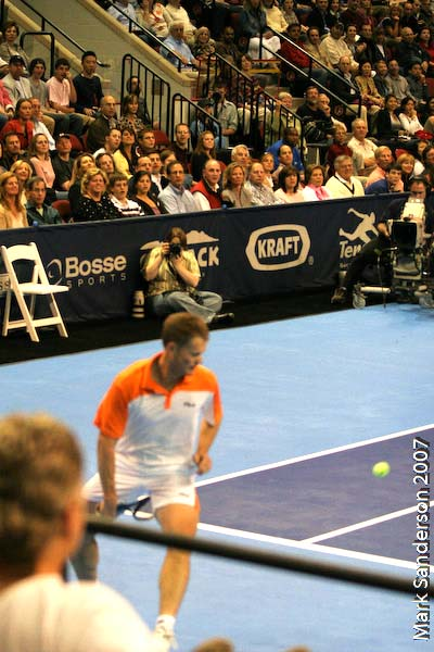 Tennis - Wayne Ferreira