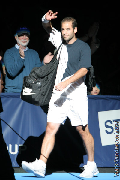 Tennis - Pete Sampras