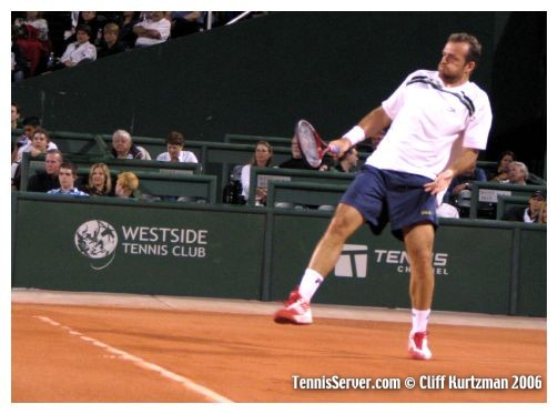 Tennis - Antony Dupuis