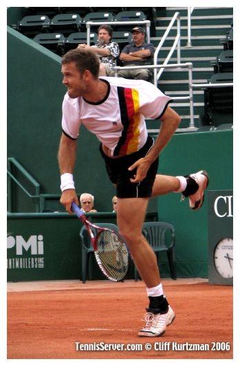 Tennis - Alexander Waske