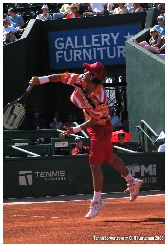Tennis - Vince Spadea