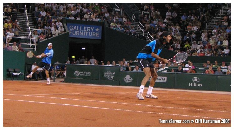 Tennis - Julian Knowle - Jurgen Melzer