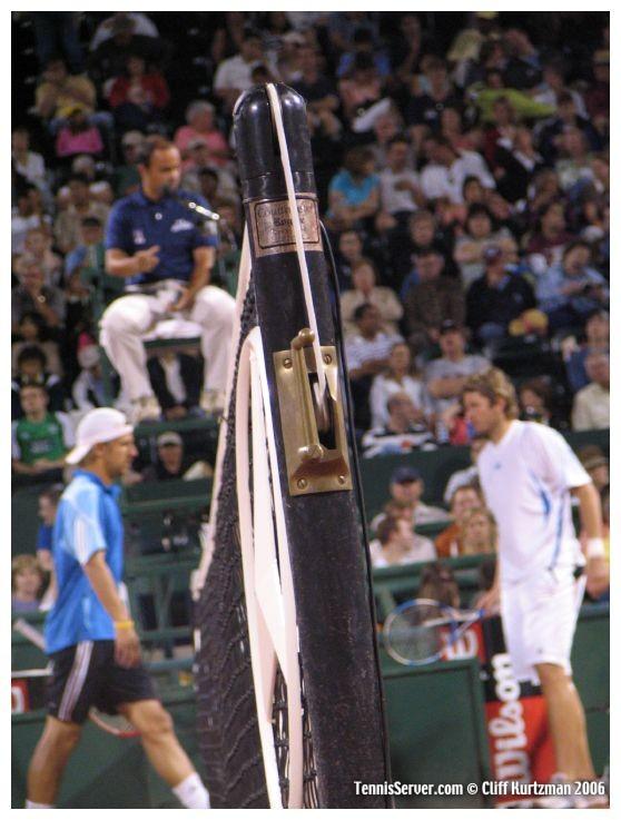 Tennis - Jurgen Melzer - Mardy Fish