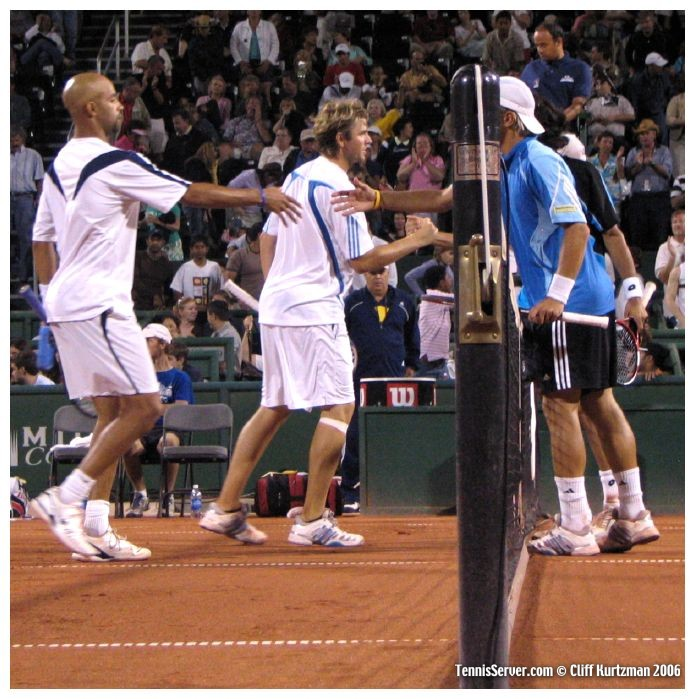 Tennis - James Blake - Mardy Fish - Julian Knowle - Jurgen Melzer