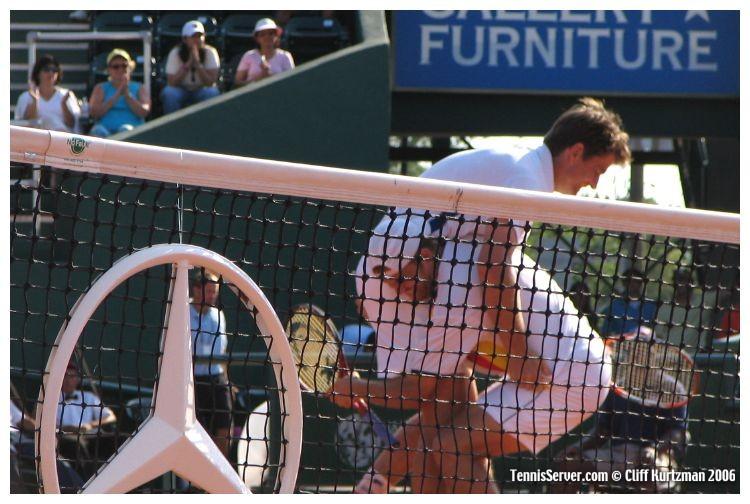 Tennis - Michael Kohlmann - Alexander Waske